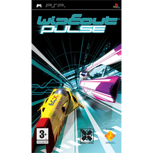 Sony PS Wipeout Pulse