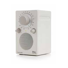 Tivoli Audio Pal Pearl White Radio