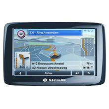 Navigon 2110 MAX Europe GPS