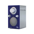 Tivoli Audio Pal Blue/Silver Radio