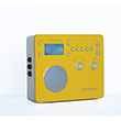 Tivoli Audio Songbook Radio Yellow Silver