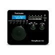 Tivoli Audio SongBook 100 DAB Radio Black Silver