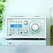Tivoli Audio Model DAB radio White Silver