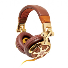 EarPollution DJ Billionaire Headset