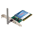D-Link DWL-G510 PCI Bus 802.11g Wireless Adapter.