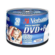 Verbatim DVD+R 50-P 16X WIDEPRINT/INK