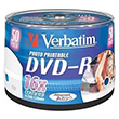 Verbatim DVD-R 50-P 16X WIDEPRINT/INK