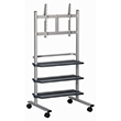 Vogels PB 150 Trolley, silver