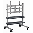 Vogels PB 100 Trolley, silver