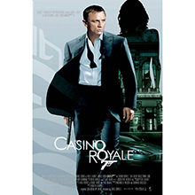 DVD JAMES BOND - CASINO ROYALE(2 disc)