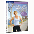 Gaiam Walk Sculpt and Tone DVD: Turgåing for forming av din kropp