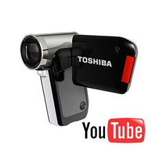 Toshiba P30 Digitalt HD Videokamera