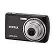 Pentax Digitalt kamera Optio E80 Sort(Norsk utgave)