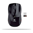 Logitech WIRELESS MOUSE M505 BLACK