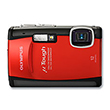Olympus Mju Tough-6010 Lava Red(Norsk utgave)