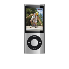 Apple iPod Nano 8GB 5th Generation Silver