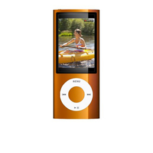 Apple iPod Nano 8GB 5th Generation Orange