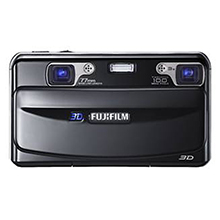 Fujifilm Digitalt kamera FinePix 3D W1 Sort